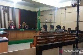 Pengadilan Tipikor Jambi sidangkan tiga penerima suap APBD diadili