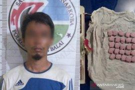 Satres Narkoba Polres Tanjungbalai ringkus pengedar ekstasi