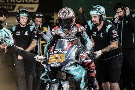 Tiga motor Yamaha dominasi hari pertama tes pramusim Valencia