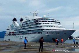 Catat! 23 November kapal pesiar Seabourn Encore merapat di Sabang