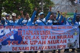 Di Banten, puluhan perusahaan ajukan penangguhan UMK 2020