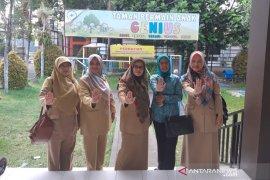 Tim DPMPPA Bogor lanjutkan monev penilaian KLA di RS dan lembaga swasta