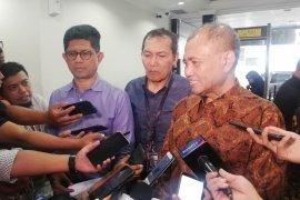 Ketua KPK: Meski tak ikut gugat dua anggota KPK tetap dukung