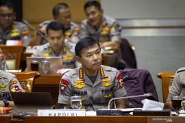 Anggota DPR minta anggota Polri contoh Kapolri tidak berperut buncit