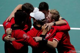 Kanada singkirkan Australia maju semifinal Davis Cup