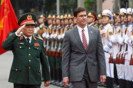 Pentagon sampaikan keprihatinan atas aktivitas China di Laut China Selatan