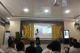 "Sherly ""bakar"" semangat karyawan millenial PLN Aceh"