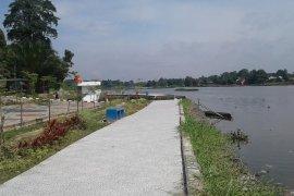 Jambi terus percantik Danau Sipin menjadi objek wisata unggulan