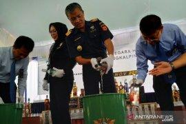 Bea Cukai gelar operasi gempur barang ilegal