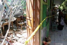 Polisi segera umumkan tersangka dugaan korupsi SD ambruk di Pasuruan