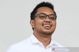 Andi Taufan juga mundur sebagai staf khusus milenial Presiden Jokowi
