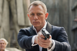 Produser belum cari pengganti Craig sebagai James Bond