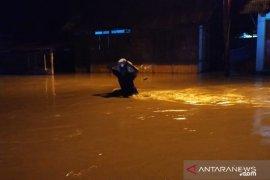 Kampung Tarandam Solok Selatan kembali digenangi banjir