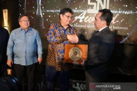 Pupuk Kaltim Raih Maintenance Grand Platinum SNI Award 2019