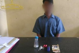 Penjual bakso di Simalungun ditangkap karena penyalahgunaan narkoba