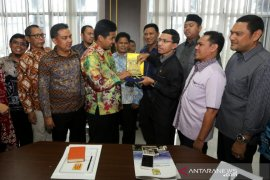 Kunker DPRD Banjarbaru Kalsel