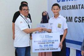 Solusi Bangun Andalas salurkan 400 beasiswa di Aceh