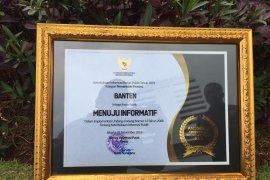 Banten Raih Anugerah Keterbukaan Informasi Badan Publik