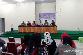 Masyarakat Sungai Bangkong suarakan pembenahan drainase kepada legislator PAN