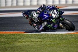 Vinales tercepat hari kedua tes Valencia, Yamaha kembali dominan
