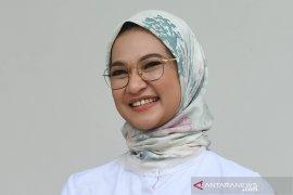 Angkie Yudistia, perempuan penyandang disabilitas jadi stafsus Jokowi
