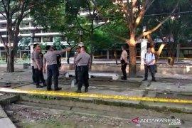 Mahasiswa UHN Medan bentrok, satu tewas