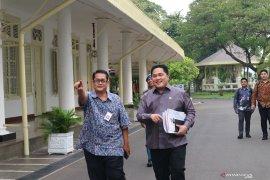 Erick Thohir:  Beri kesempatan bekerja  direksi/komisaris BUMN