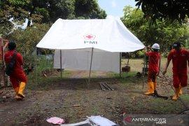 PMI NTB latih relawannya dirikan huntara bagi korban bencana