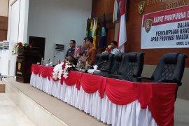 Rencana pendapatan daerah Maluku 2020 naik jadi Rp3,36 triliun