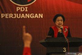 Megawati keluarkan surat Perintah Harian pascapembakaran bendera PDIP saat demo