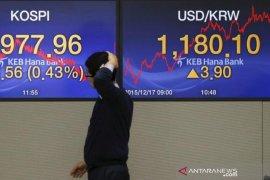Saham Korsel balik jatuh, Indeks KOSPI berkurang 0,33 persen