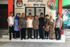 KPU Jatim tanyakan perkembangan NPHD baru Pilkada Surabaya