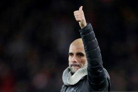 Diisukan balik ke Bayern, Pep Guardiola tegaskan masih senang di City