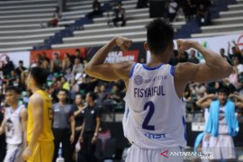 Piala Presiden Bola Basket - Hangtuah lewati Satya Wacana demi melangkah ke final
