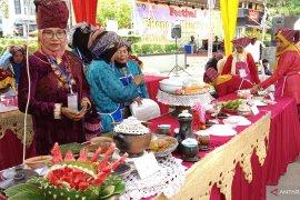 10 daerah adu hebat memasak rendang di Payakumbuh