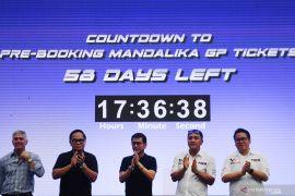 Tiket MotoGP Mandalika Lombok sudah bisa dipesan tahun depan