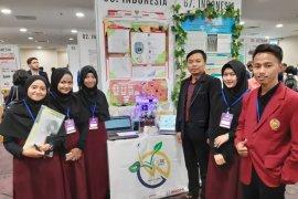 Inovasi pertanian digital mahasiswa UMM raih emas di Singapura