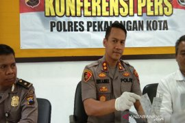 Dua pelaku pencurian dibekuk Polres Pekalongan Kota