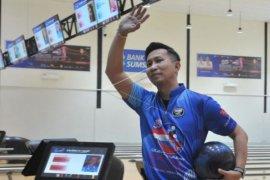 Ryan Lalisang harus puas runner up kejuaraan dunia bowling