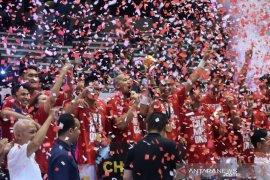 Juara Piala Presiden masih langkah pertama