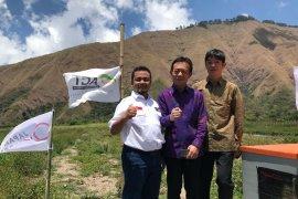 ACT-Peace Wind Japan resmikan proyek air bersih di Lombok