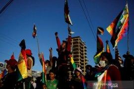 """Berita dunia - Meksiko minta pertemuan diplomatik untuk protes 'gangguan"""" Bolivia"""
