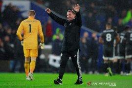 Liga Inggris, Leicester, Wolves, dan Burnley menang laga tandang saat Arsenal imbang