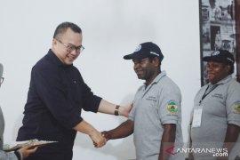 PSP3 IPB dan Kabupaten Dogiyai kerja sama pemberdayaan petani dan pemuda kampung