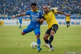 Persib Bandung held to no goal by Barito Putera
