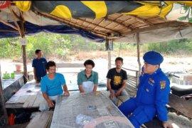 Satpolair Bangka Barat imbau nelayan utamakan keselamatan