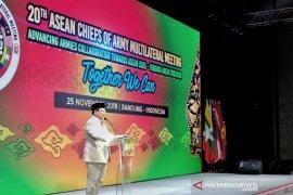 Prabowo ajak negara-negara ASEAN untuk bersama menangkal terorisme