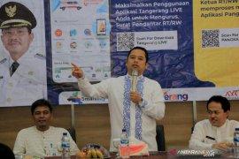 Kota Tangerang mudahkan warga akses layanan publik dengan aplikasi daring