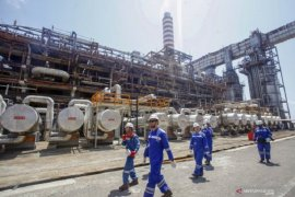 Pertamina: Pembangunan kilang Balikpapan capai 16,32 persen