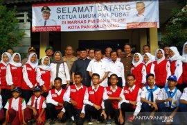 Jusuf Kalla tinjau potensi ekonomi di Bangka Belitung